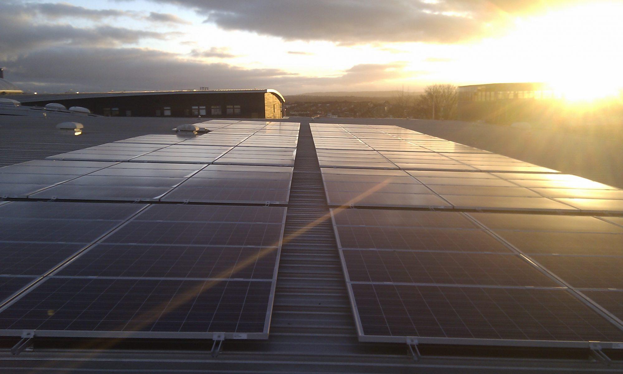 Cowley Electrical :: Solar-Technics